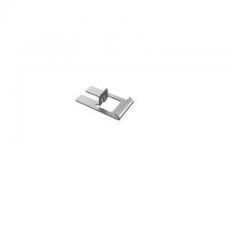 Stropný držiak klik na hliníkovú koľajnicu GIADA