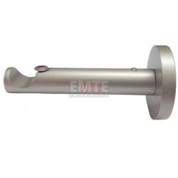 1 - nosník jednoduchý 16 mm - striebro mat