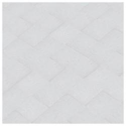 Vinylová podlaha lepená Bridlica štandard biela 15402 1