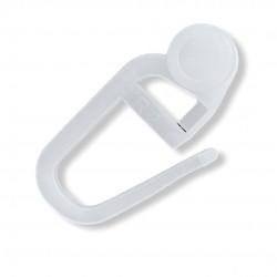 Háčik na PVC koľajnicu