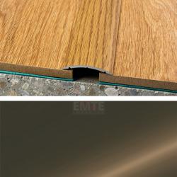 Prechodový profil samolepiaci 40x5 mm - bronz