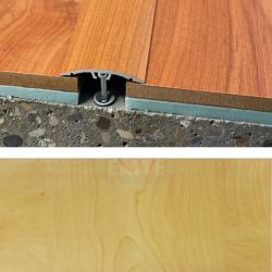 Prechodový profil natĺkací 40 mm - javor altus