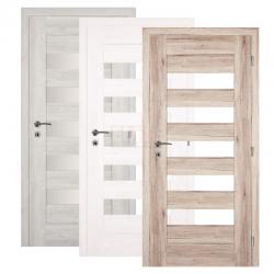 Interiérové dvere so zárubňou Napoli NA/D