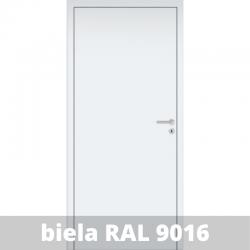 Interiérové dvere Baseline so zárubňou a kľučkou - biele