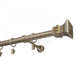 Kovová garniža Verona - antik
