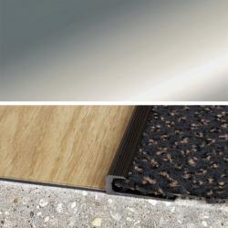 Ukončovací profil vŕtaný 30x10, hrúbka 7 mm