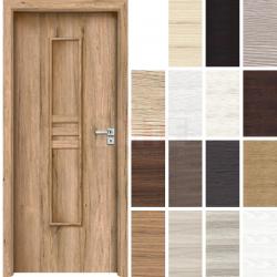 Interiérové dvere so zárubňou Nida 1