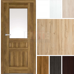 Interiérové dvere so zárubňou a kľučkou Nestor 6