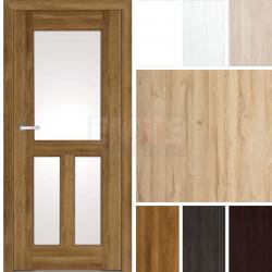 Interiérové dvere so zárubňou a kľučkou Nestor 7