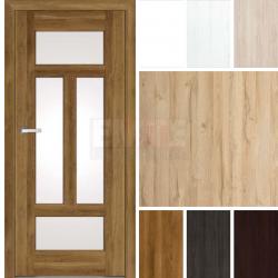 Interiérové dvere so zárubňou a kľučkou Nestor 8