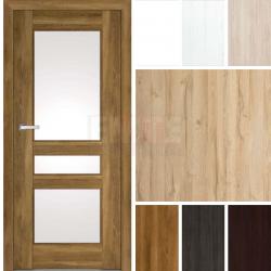 Interiérové dvere so zárubňou a kľučkou Nestor 9
