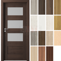 Interiérové dvere so zárubňou Verte Premium A3