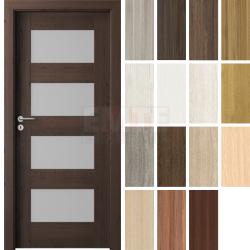 Interiérové dvere so zárubňou Verte Premium A4