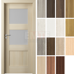 Interiérové dvere so zárubňou Verte Premium B2