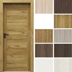 Interiérové dvere so zárubňou Verte Home C.0