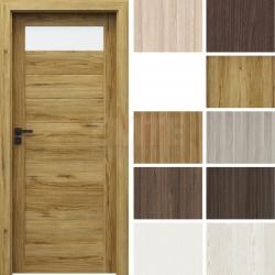 Interiérové dvere so zárubňou Verte Home C.1