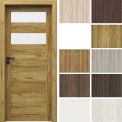 Interiérové dvere so zárubňou Verte Home C.2