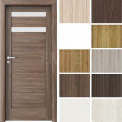 Interiérové dvere so zárubňou Verte Home D.2
