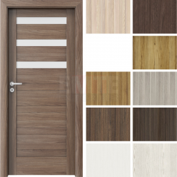 Interiérové dvere so zárubňou Verte Home D.3