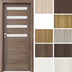 Interiérové dvere so zárubňou Verte Home D.4
