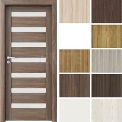 Interiérové dvere so zárubňou Verte Home D.7