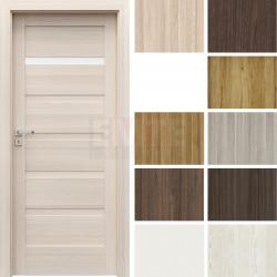 Interiérové dvere so zárubňou Verte Home H.1