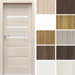 Interiérové dvere so zárubňou Verte Home H.3