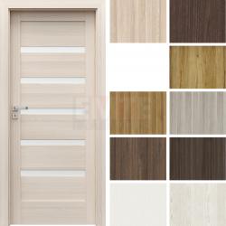 Interiérové dvere so zárubňou Verte Home H.5